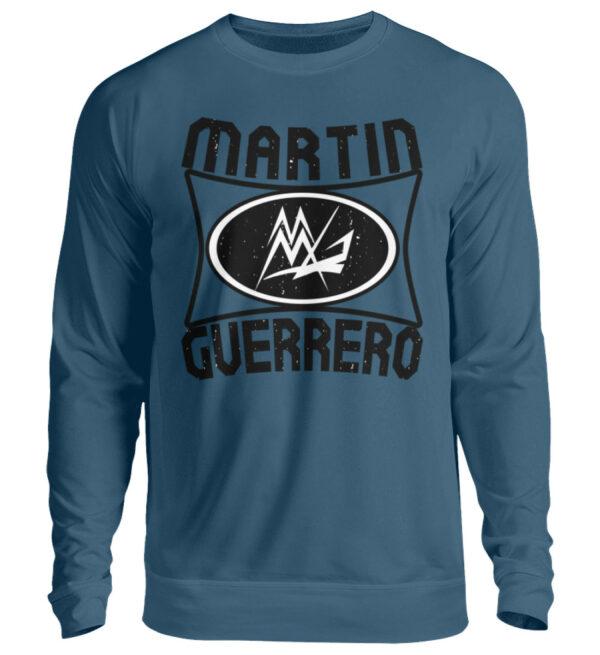 Martin Guerrero Oval Sweatshirt - Unisex Pullover-1461