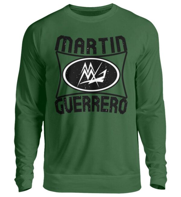 Martin Guerrero Oval Sweatshirt - Unisex Pullover-833