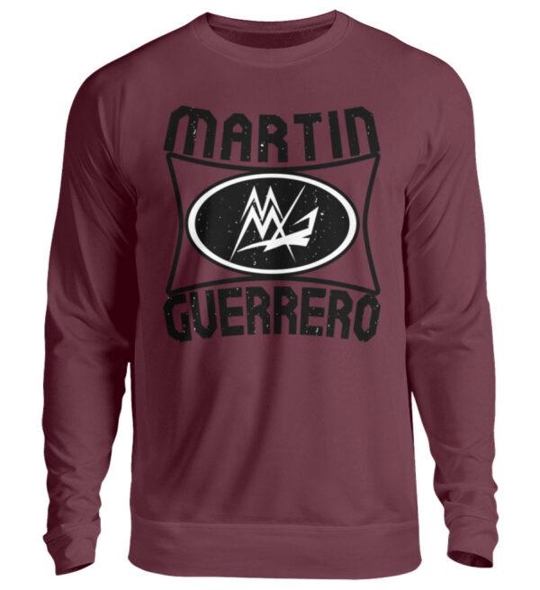Martin Guerrero Oval Sweatshirt - Unisex Pullover-839