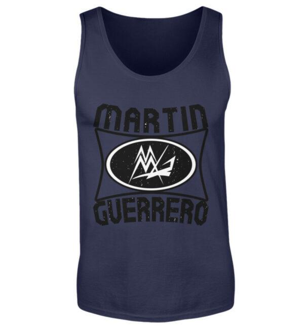 Martin Guerrero Oval - Herren Tanktop-198