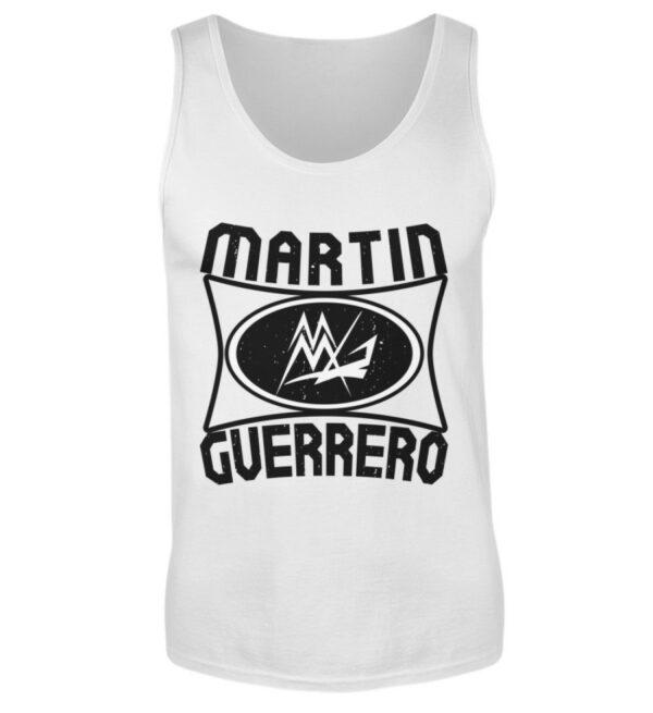 Martin Guerrero Oval - Herren Tanktop-3