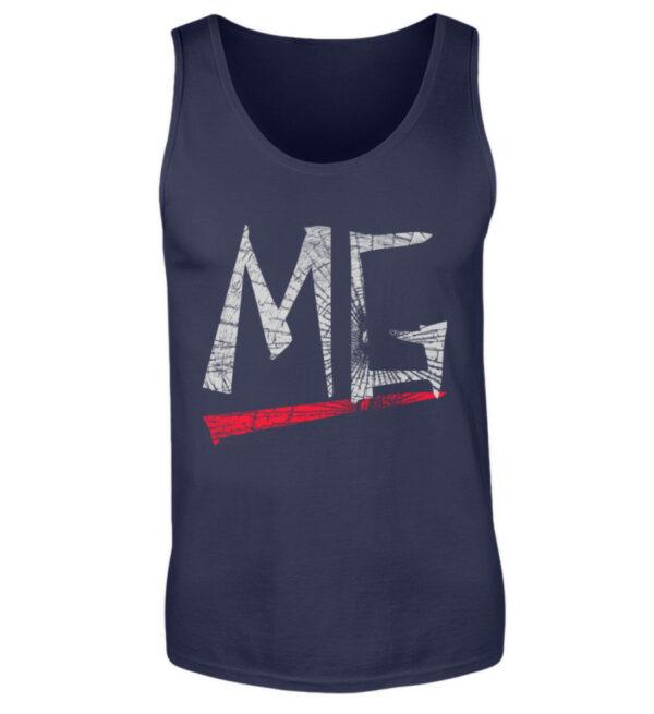 MG Glas Logo Tank-Top - Herren Tanktop-198