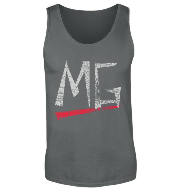 MG Glas Logo Tank-Top - Herren Tanktop-70