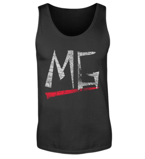 MG Glas Logo Tank-Top - Herren Tanktop-16