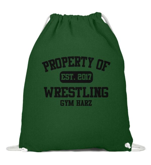 Property Wrestling Gym Harz - Baumwoll Gymsac-833
