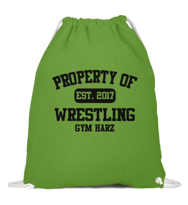 Property Wrestling Gym Harz - Baumwoll Gymsac-1646