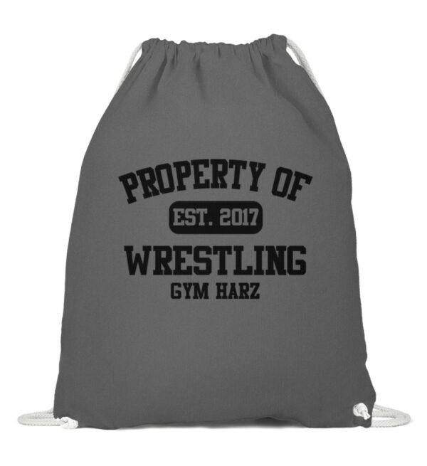 Property Wrestling Gym Harz - Baumwoll Gymsac-6760