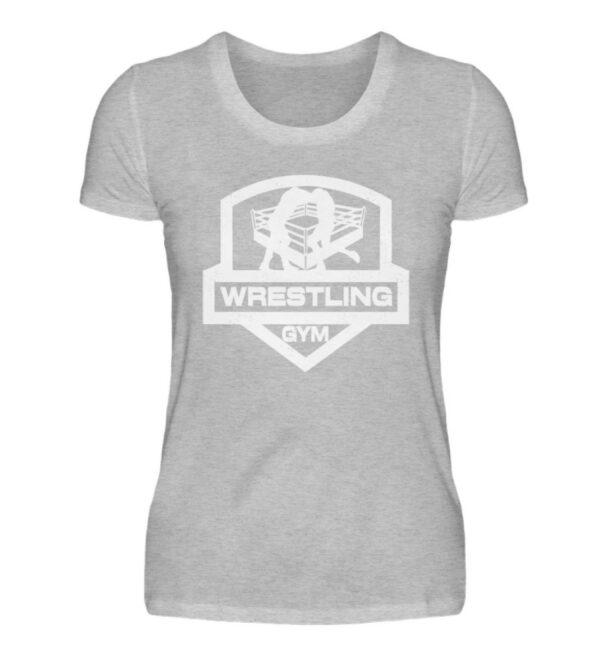 Wrestling Gym - Damenshirt-17