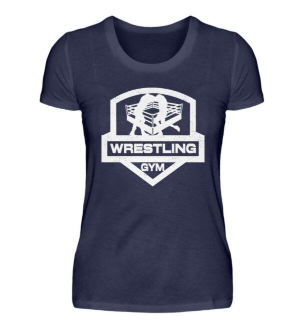 Wrestling Gym - Damenshirt-198