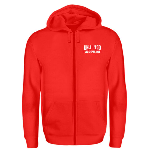 Unlimited Logo Zipper - Zip-Hoodie-5761