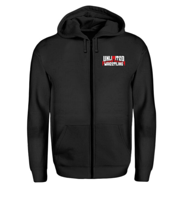 Unlimited Logo Zipper - Zip-Hoodie-16