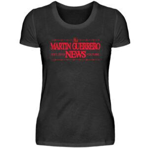 Martin Guerrero News - Damenshirt-16