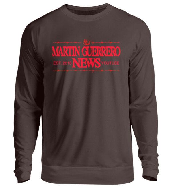 Martin Guerrero News Sweatshirt - Unisex Pullover-1604