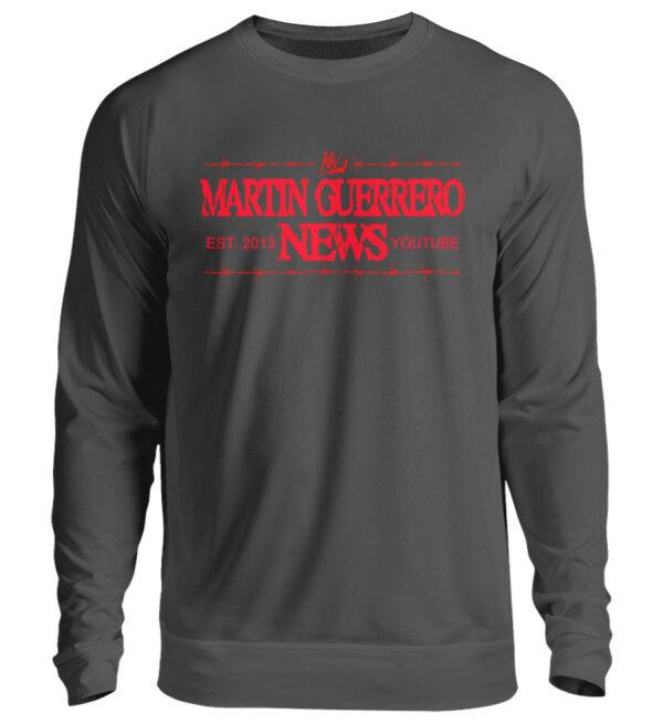 Martin Guerrero News Sweatshirt - Unisex Pullover-1768