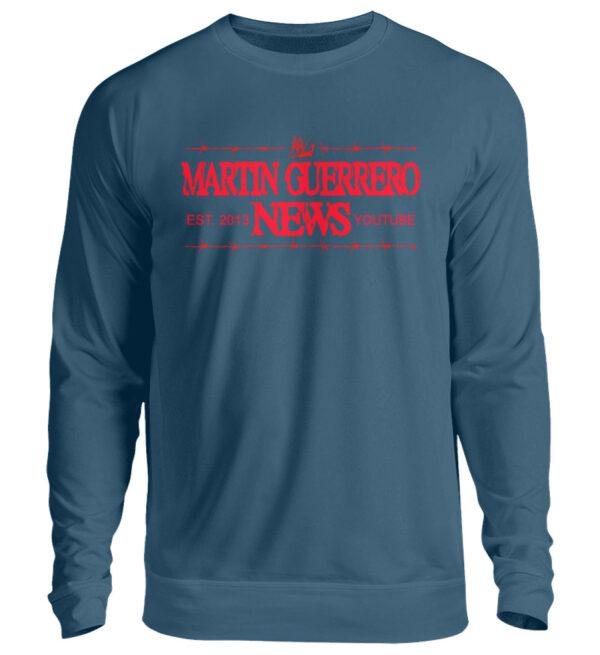 Martin Guerrero News Sweatshirt - Unisex Pullover-1461