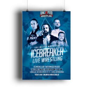 Unlimited IceBreaker 2019 Poster - DIN A2 Poster (hochformat)-3