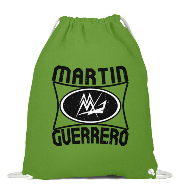 Martin Guerrero Oval - Baumwoll Gymsac-1646