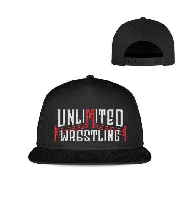 Unlimited Wrestling Snapback - Kappe-16
