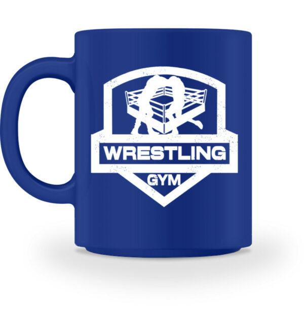 Wrestling Gym Tasse - Tasse-27