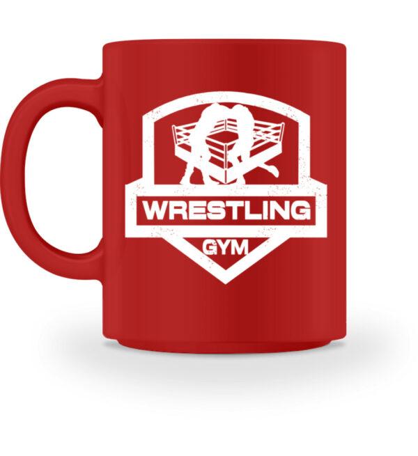 Wrestling Gym Tasse - Tasse-4