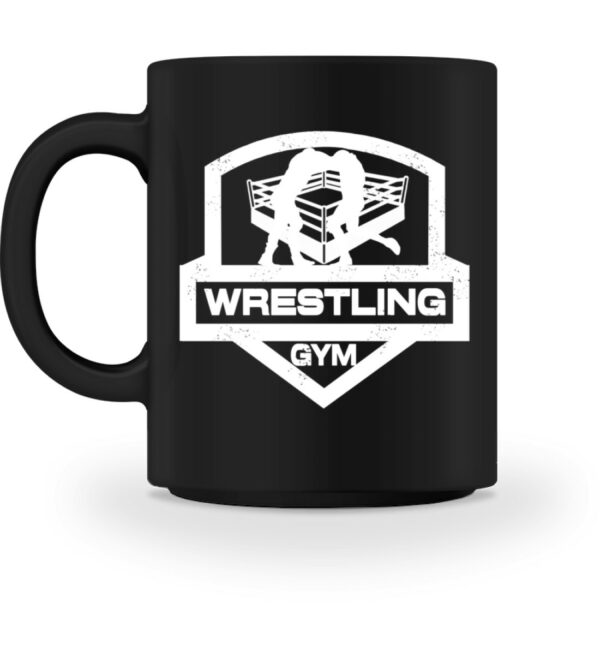 Wrestling Gym Tasse - Tasse-16