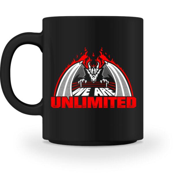 Unlimited Dragon Tasse - Tasse-16