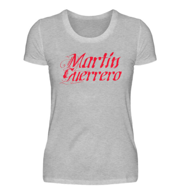 Martin Guerrero Latino - Damenshirt-17