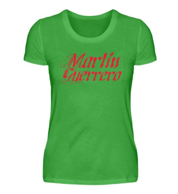 Martin Guerrero Latino - Damenshirt-2468