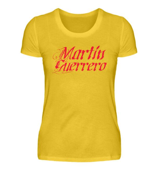 Martin Guerrero Latino - Damenshirt-3201