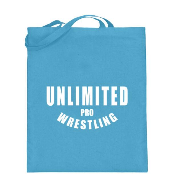 Unlimited Pro Beutel - Jutebeutel (mit langen Henkeln)-5745
