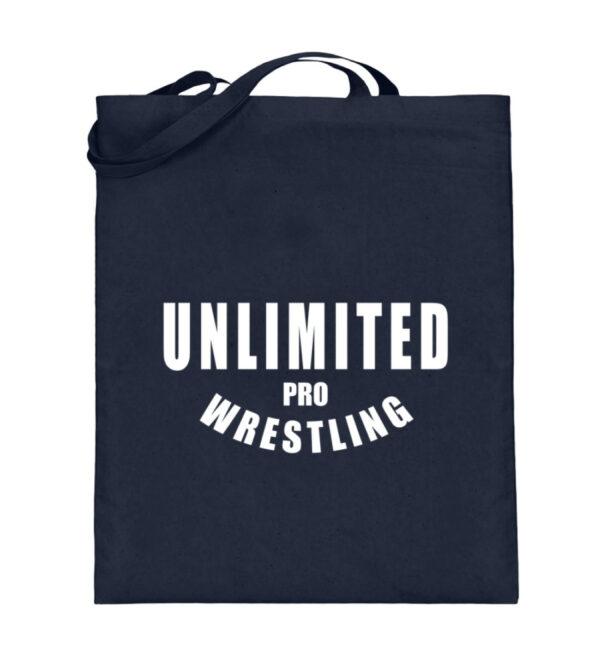 Unlimited Pro Beutel - Jutebeutel (mit langen Henkeln)-5743