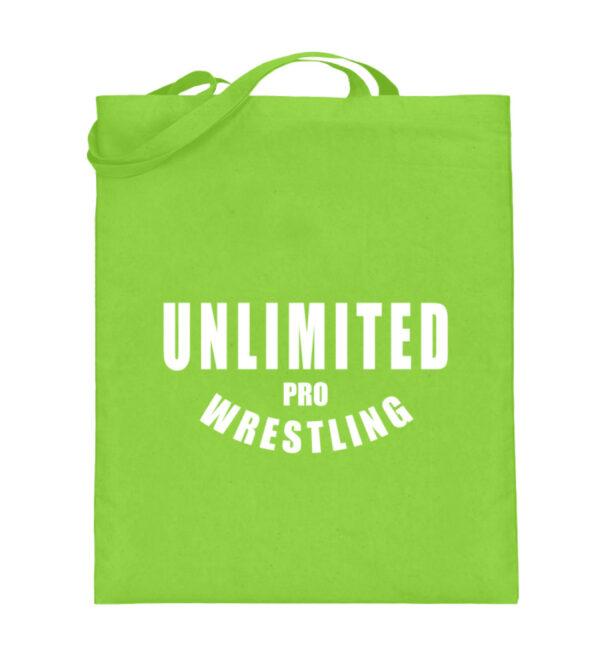 Unlimited Pro Beutel - Jutebeutel (mit langen Henkeln)-5753