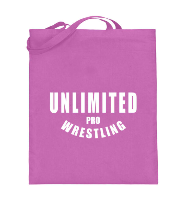 Unlimited Pro Beutel - Jutebeutel (mit langen Henkeln)-5759