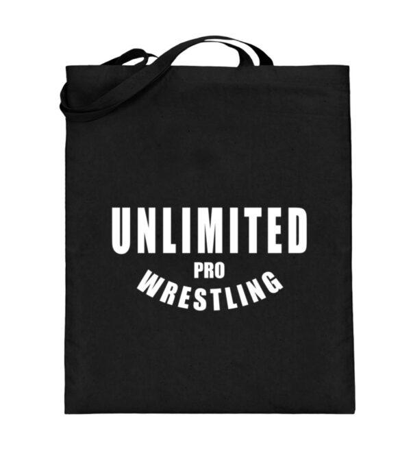 Unlimited Pro Beutel - Jutebeutel (mit langen Henkeln)-16
