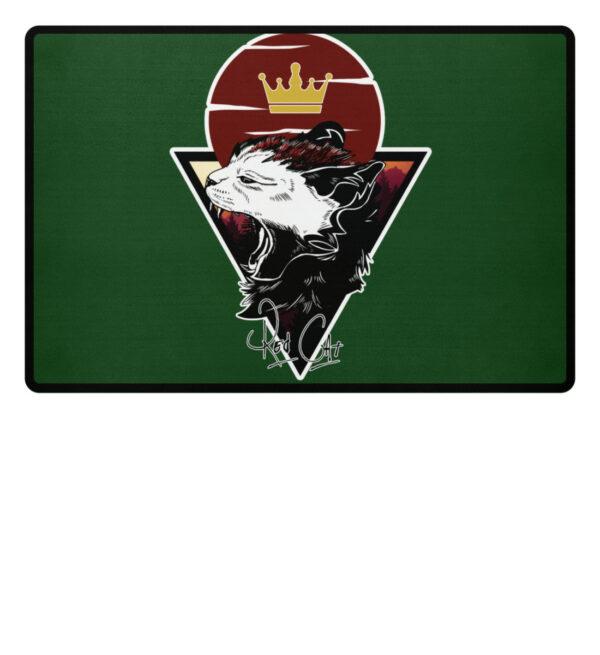 Red Cat Logo Fußmatte - Fußmatte-833