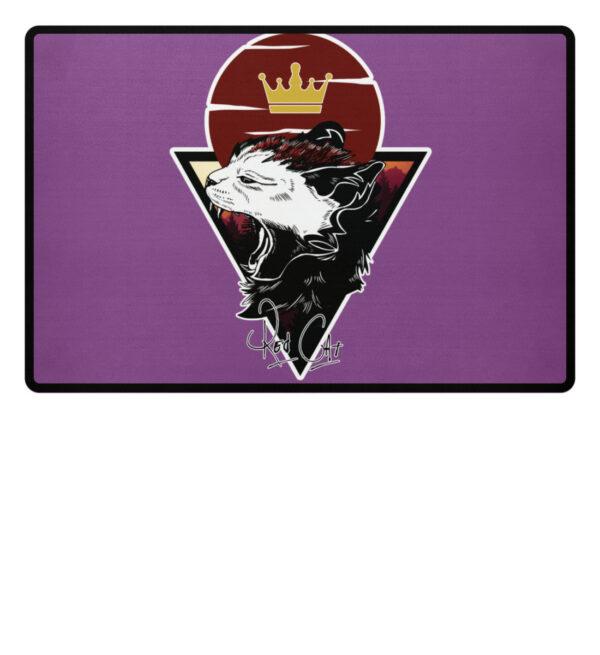 Red Cat Logo Fußmatte - Fußmatte-31