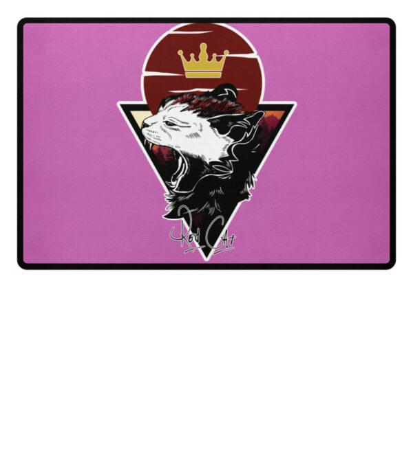 Red Cat Logo Fußmatte - Fußmatte-5759