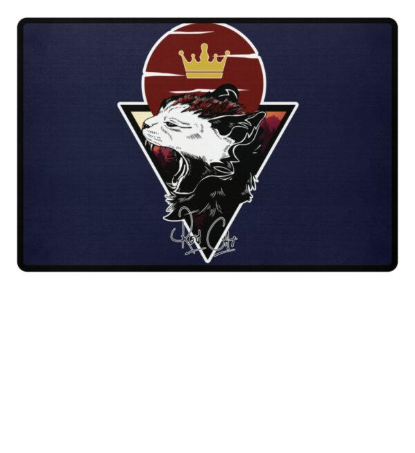 Red Cat Logo Fußmatte - Fußmatte-198