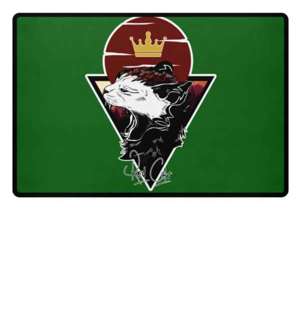 Red Cat Logo Fußmatte - Fußmatte-718