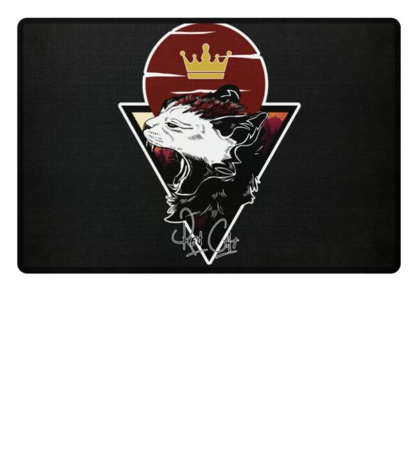Red Cat Logo Fußmatte - Fußmatte-16