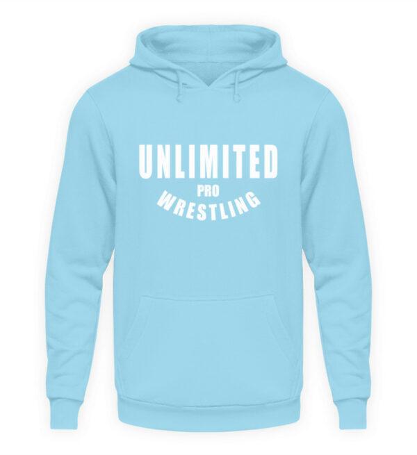 Unlimited Pro Hoodie - Unisex Kapuzenpullover Hoodie-674