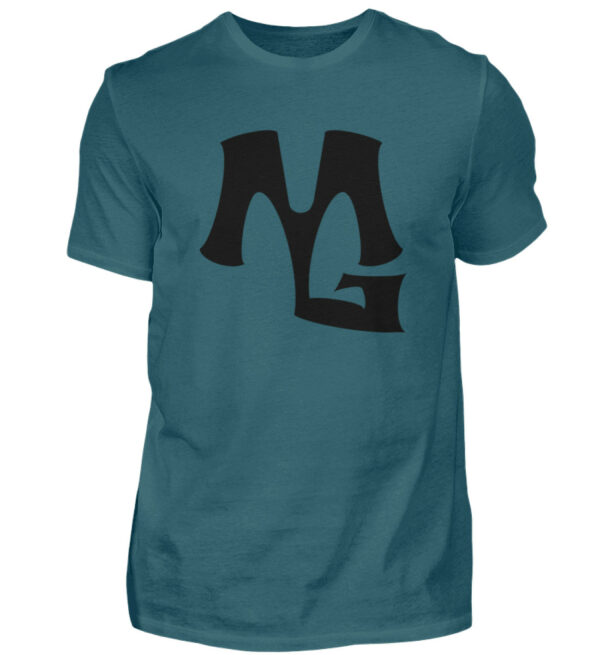 MG Muscle - Herren Shirt-1096