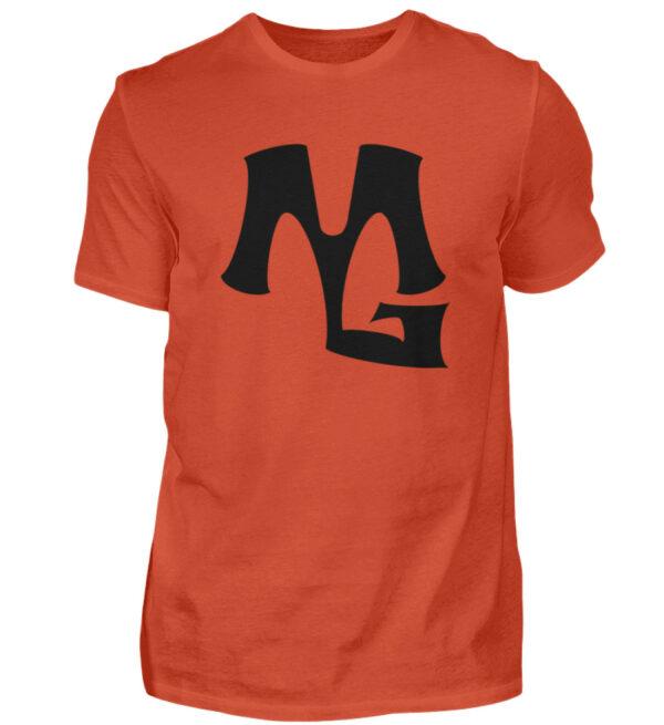 MG Muscle - Herren Shirt-1236