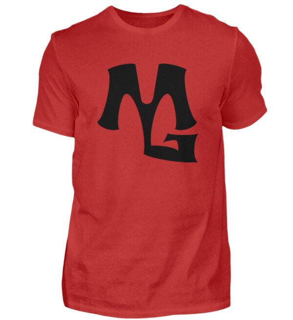 MG Muscle - Herren Shirt-4