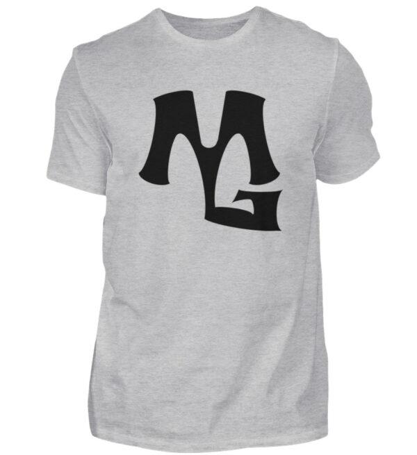 MG Muscle - Herren Shirt-17