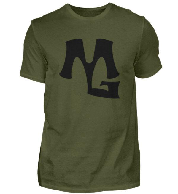 MG Muscle - Herren Shirt-1109
