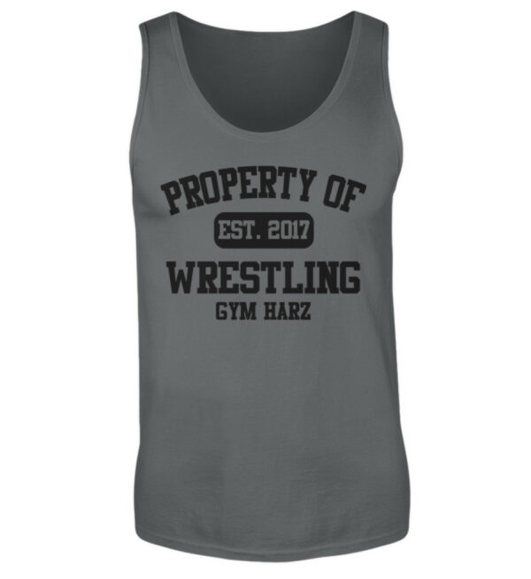 Property Wrestling Gym Tanktop - Herren Tanktop-70