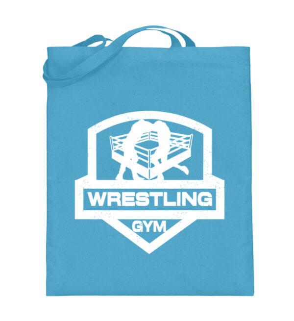 Wrestling Gym - Jutebeutel (mit langen Henkeln)-5745