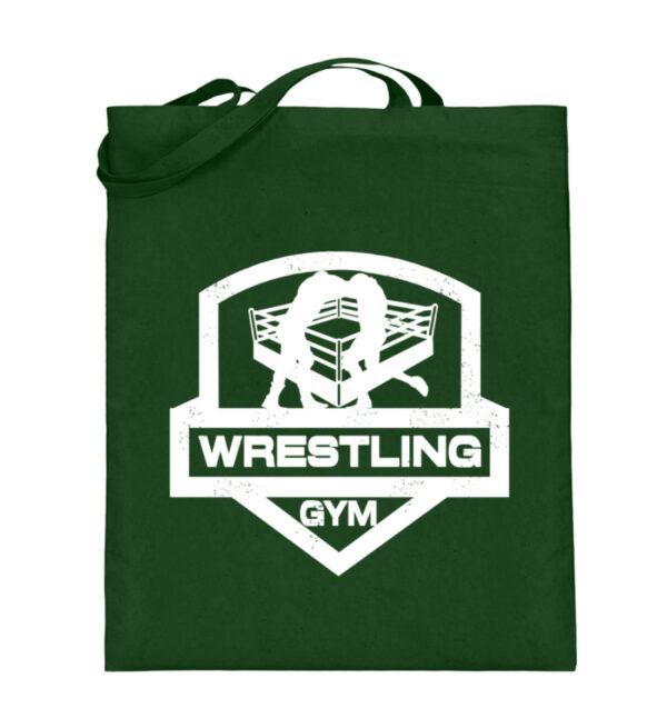 Wrestling Gym - Jutebeutel (mit langen Henkeln)-5741