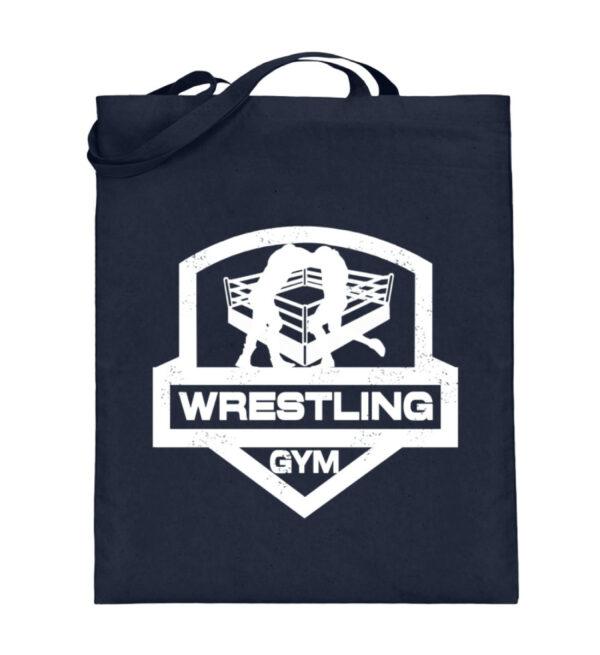 Wrestling Gym - Jutebeutel (mit langen Henkeln)-5743